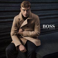 Boss Fall 2015 | Edie Campbell & Clément Chabernaud | The Imprint