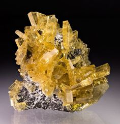 Barite, from USA.