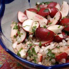 Marinated Radish Salad