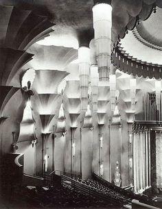 Most Amazing From Art Nouveau Architecture. Art Nouveau is a stream that originates to meet lifestyle needs, it is impossible to live in an art nouvea. Architecture Design, Architecture Art Nouveau, Amazing Architecture, Art Nouveau Interior, Harlem Renaissance, Estilo Art Deco, Art Deco Stil, Art Deco Buildings, Art Deco Period