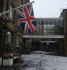 Royal Academy of Dance : London - Was a member of the Royal academy in my youth until moved to AZ