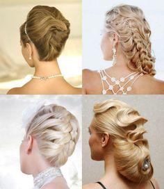 Menyasszonyi #konty trend 2014. Felétek melyik a legkedveltebb? / #Wedding bun trend 2014th Over which is the most popular?