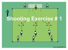 Competitive Soccer Shooting Drills