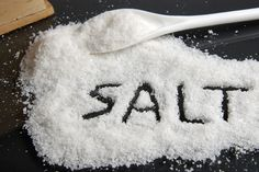 Day 294: HEALTHY EATING TIP--CUT BACK ON SALT. Salt can cause water retention and is one of the main causes of obesity.