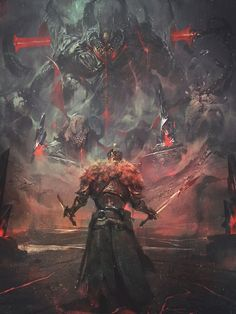 Accursed One vs Manus Father of the Abyss
