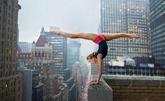 Nastia Liukin ficou de fora das publicações. Ela não conseguiu se classificar para as Olimpíadas de Londres