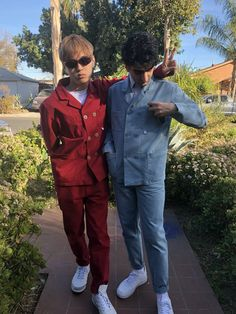 Kevin and Romil