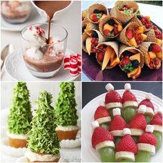 Resultado de imagem para decoração de festa de natal simples