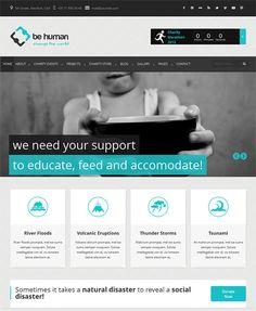 Wordpress Website Templates 9 Best Of The Crowd Funding Html Css