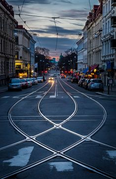 Gothenburg tram line Sweden Sweden Stockholm, Gothenburg Sweden, The Places Youll Go, Places To See, Beautiful World, Beautiful Places, Beautiful Roads, Travel Around The World, Around The Worlds