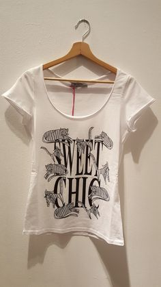 T-shirt by Gavioli da LUSI LU