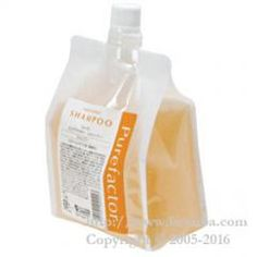 http://www.beauba.com/products/detail.php?product_id=2835 Ford Purefactor Shampoo Refill 700ml. #HairCare #Shampoo  Made with carrot and 4 other plant extracts, this shampoo works to give lasting hair color and a moisturized finish.