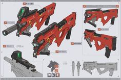 Sci Fi Weapons, Weapon Concept Art, Weapons Guns, Guns And Ammo, How To Draw Weapons, Cool Car Drawings, Arsenal, Earth Book, Future Weapons