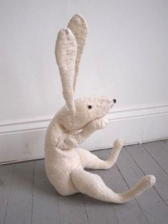 Edmund the Arctic Hare