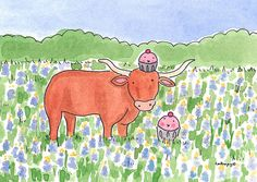 Texas Cuppies by cakespy, via Flickr