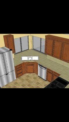Corner Kitchen Sink Base Cabinet Corner Sink Kitchen Corner Sink Kitchen Remodel Small