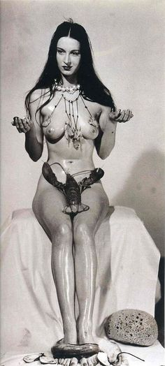 Salvador Dali, Dream of Venus   New York World's Fair   1939