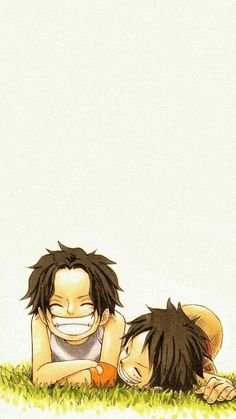 Brothers Source by sanji One Piece Meme, Zoro One Piece, One Piece Comic, One Piece Wallpaper Iphone, Bear Wallpaper, Portgas Ace, Anime Triste, Ace Sabo Luffy, Monkey D Luffy