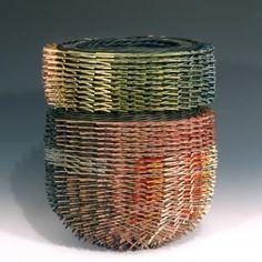 Basketry - Kari Lonning