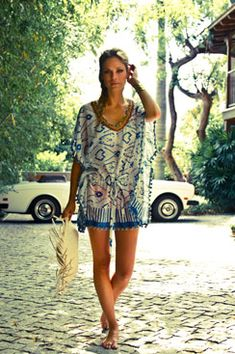 Liza + Tara Resort Wear~Love this look for the carribean!
