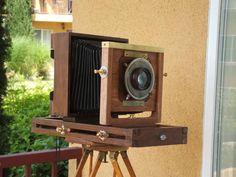 Diy 4x5 Camera