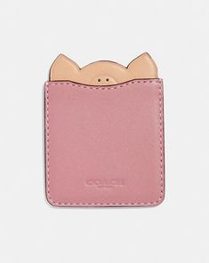 Coin Purse Wallet, Phone Wallet, My Bags, Purses And Bags, Horse Carriage, Cute Pigs, Tag Design, Smooth Leather, Bag Making