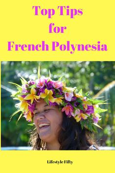 French Polynesia is a magical clutch of islands in the South Pacific. Here are some top tips for the best islands to visit, when to go and what to pack along with picture highlights from a cruise to three incredible islands. #frenchpolynesia #islands #southpacific #pacificrim #cruise