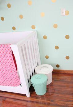 Mint Nursery on Pinterest | Flamingo Nursery, Mint Green Nursery ...