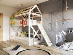 Pokój dziecka - zdjęcie od razoo-architekci