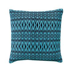 Aneesa Square 12x12 Turquoise, $28, now featured on Fab.