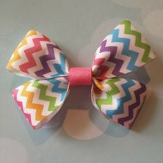 Easter Chevron. Available in the Etsy shop!