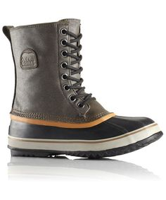 SOREL Mens 1964 Premium T CVS Winter Waterproof Snow Rubber Boots Peat Moss 9 #SOREL #SnowWinter