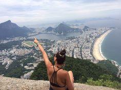 #EuJaFui ❤ Morro Dois Irmãos- Rio de Janeiro