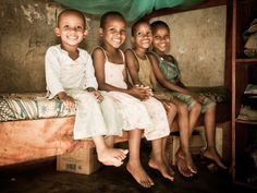 Bring hope to children in orphanages