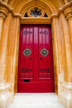 The Famous Doors Of Malta by Social Butterfly