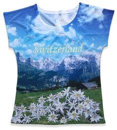 T-Shirt tailliert Schweiz Garantiert hoher Komfort durch Stretching und Formstabilität Gute Hautverträglichkeit Pflegeleicht und extrem widerstandsfähig