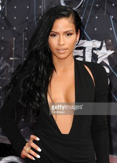 Cassie Ventura attends the 2015 BET Awards at the Microsoft Theater on June 28, 2015 in Los Angeles, California.