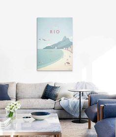 Un tableau design et graphique à la maison