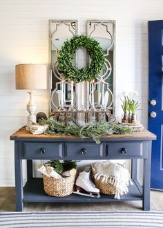 How to Transition from Christmas to Winter Decor - Beauty For Ashes