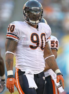 88b599c6f9 Julius Peppers. Cathy Jardine Feigl · Chicago Bears · Brian Urlacher Nfl  Football ...