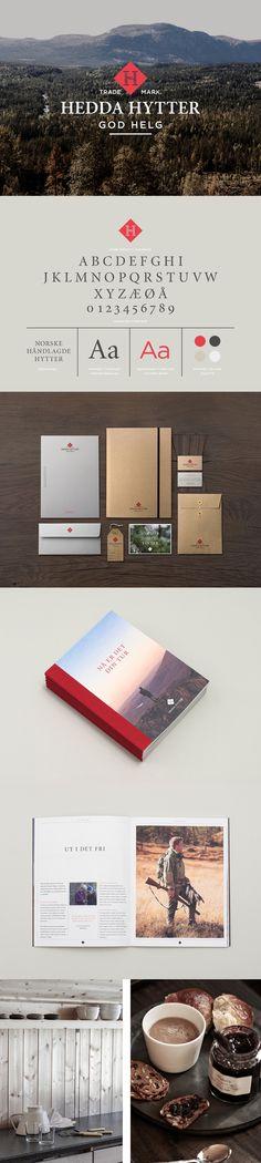 identity / hedda hytter, branding inspiration, branding packages