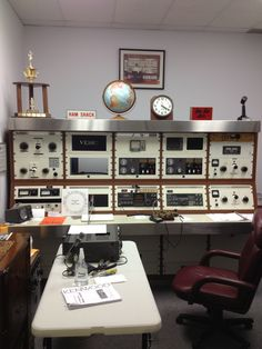 Ham Radio Shack Furniture - Furniture Designs