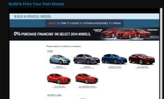 Did you know that you can build and price your own Mazda from directly on our website?  http://www.milestonemazda.com/build-and-price-your-own-mazda.php
