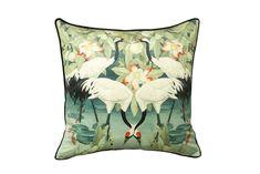Dekokissen Ethelyn Marlow Home Co. Blush Cushions, Purple Cushions, Silver Cushions, Scatter Cushions, Knitted Cushions, Knitted Throws, Cushions Online, West Lake, Cushion Pads