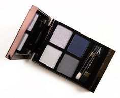Tom Ford Starry Night Eyeshadow Quad Tom Ford Starry Night Eyeshadow Quad ($80.00 for 0.35 oz.) is a middling group of cooler silvers/grays–a smoky eye with a hint of blue–but disappoints across the b
