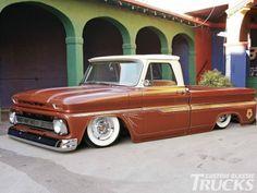 65 Chevy C-10!