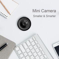 HD 1080P Mini Smart Monitoring WiFi Camera Camcorder Sales Online black - Tomtop Smartwatch, Apple Technology, Mini Camera, Camcorder, Hd 1080p, Wifi, Monitor, Smart Watch, Video Camera