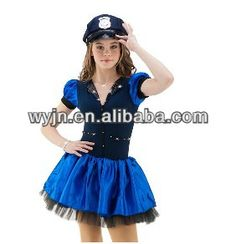 Source 2014- -teen police dance jazz costume skirt- dashing navy dance dress mix -child&adult--dashing teen navy dancedwear on m.alibaba.com
