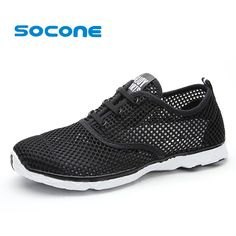 cheap for discount bd37d 2ea10 Socone zapatos Más El Tamaño de Los Hombres de Verano Zapatos Corrientes de  Las Mujeres Zapatillas