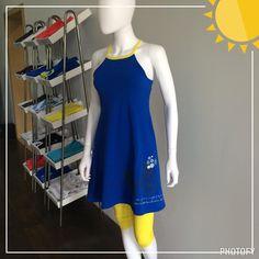 Il fait si beau aujourd'hui! ☀  Pourquoi ne pas osez le jaune? Hui, Summer Dresses, My Style, Fashion, Yellow, Beauty, Moda, Summer Sundresses, Fashion Styles